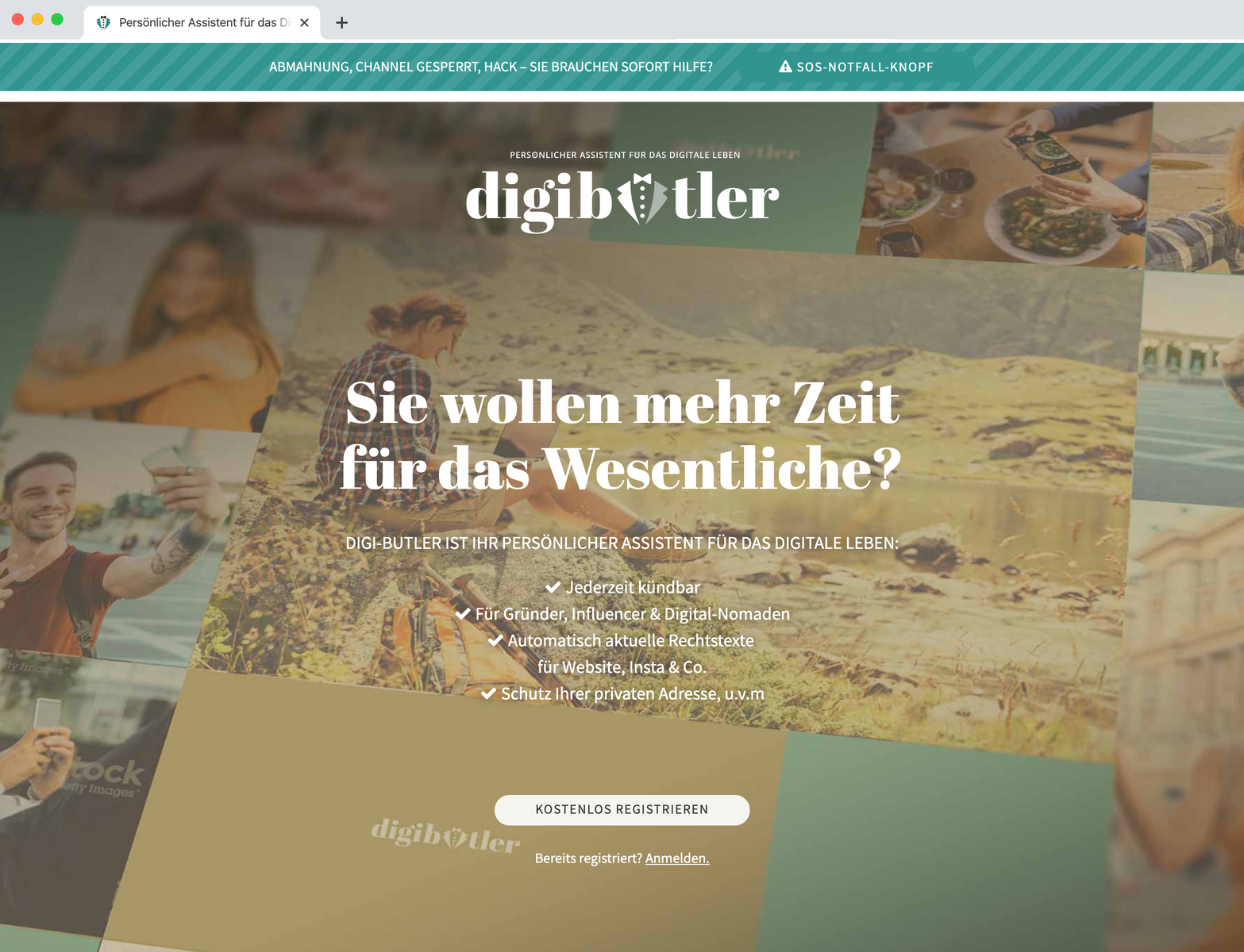 Digi-Butler: der persönliche Assistent für das Digitale Leben