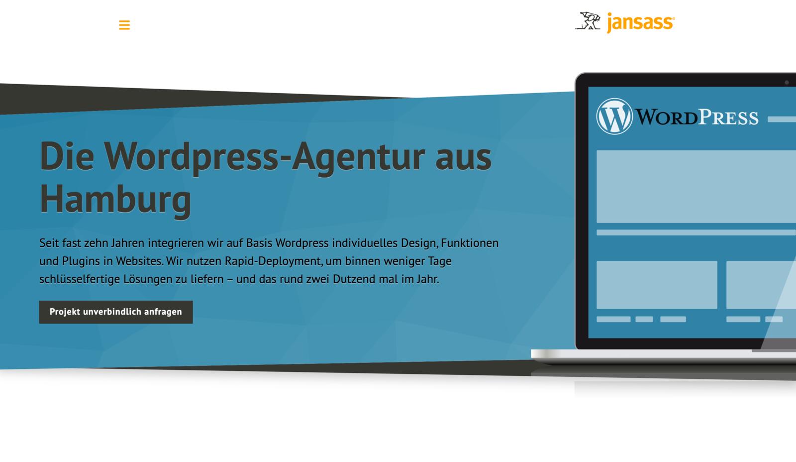 Was macht WordPress so flexibel und vielseitig einsetzbar für Unternehmen?