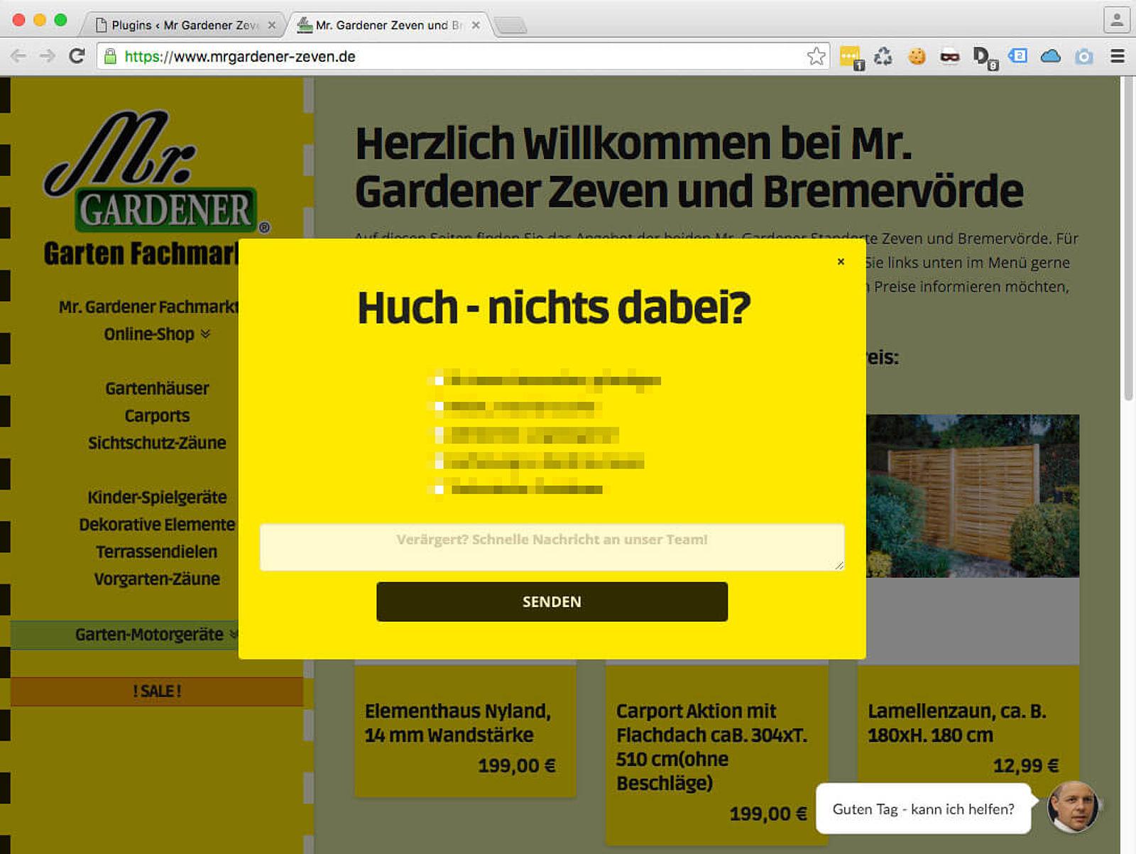 Essay Digital Customer Insight Fur Hagebau Mr Gardener
