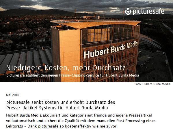 Picturesafe GmbH vergibt Presseetat Deutschland an jansass GmbH