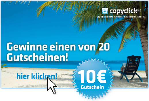 Copyclick nutzt FanGator für die neue Facebook-Kampagne