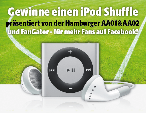 FanGator sponsored Hamburger Alte Herren AA01/02 auf Facebook