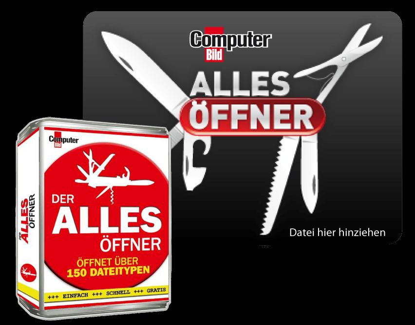 """GUI-Design: ComputerBILD startet mit Titelthema """"""""Alles-Öffner"""""""""""
