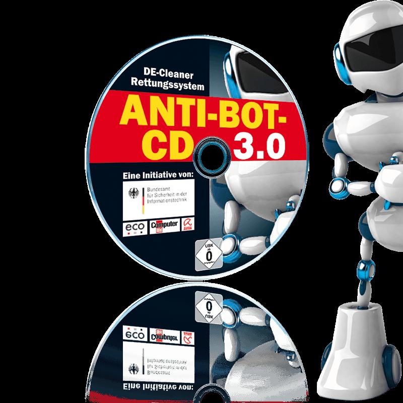Axel Springer/Computer BILD veröffentlicht Anti-Bot 3.0