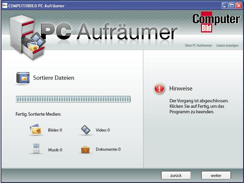J3S GmbH ordert GUI und Iconset für Axel Springer/Computer Bild