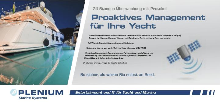 Plenium IT und Plenium Marine Systems