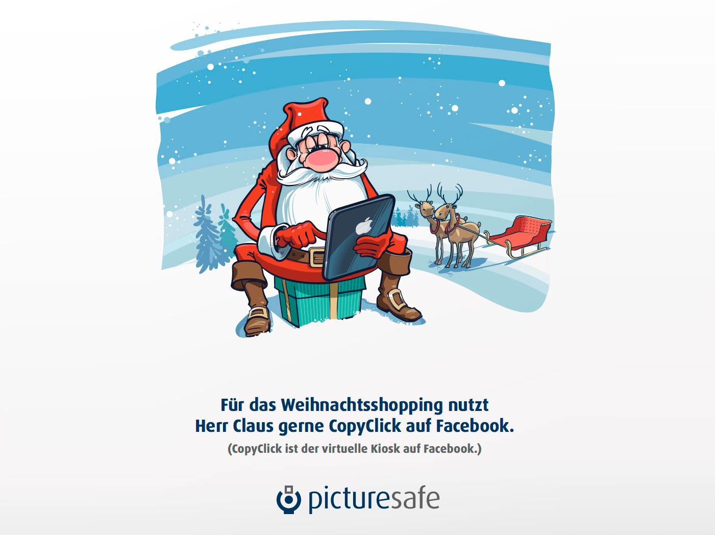 kress.de kürt Ende 2010 leider keine Weihnachtskarten