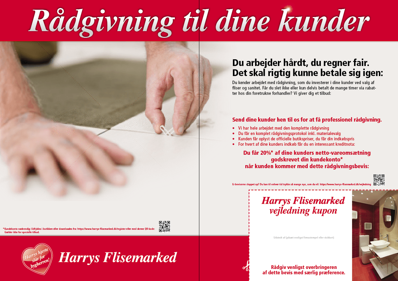 Database Publishing für ScanTiles Danmark