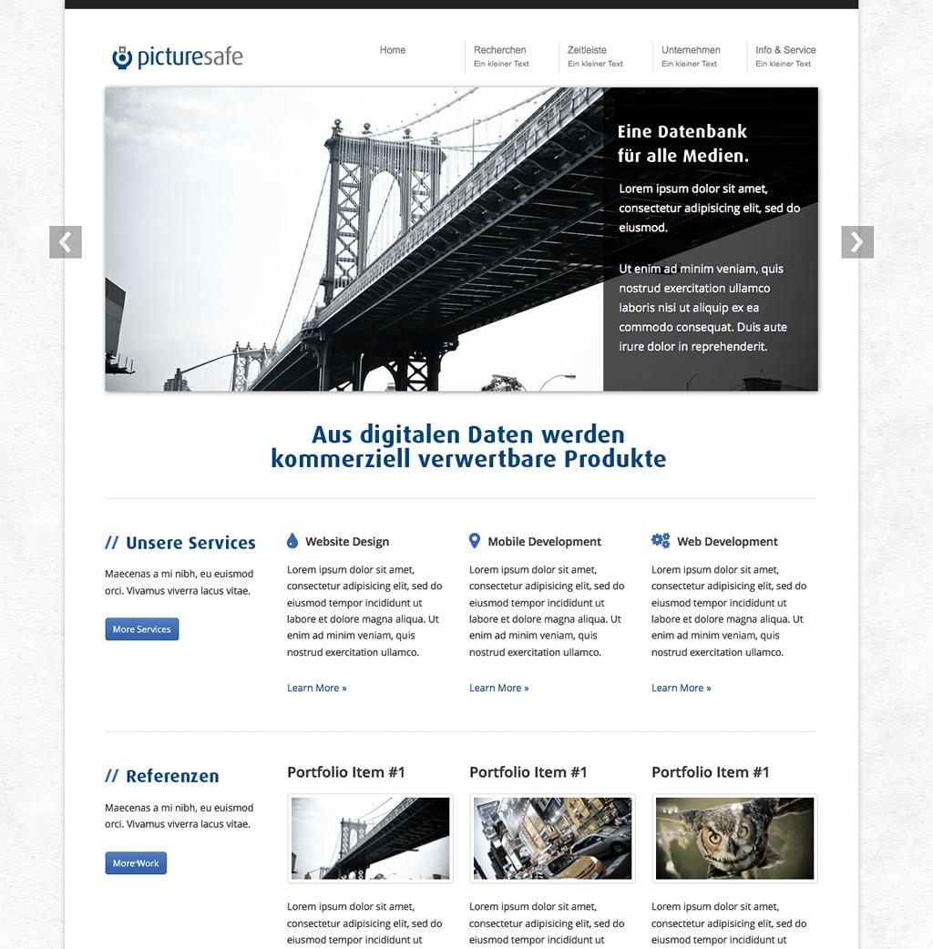 Relaunch on- und offline picturesafe