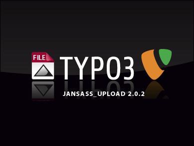 """Typo3 FE-Extension """"""""jansass Uploader"""""""" 2.0.6 jetzt im TER"""