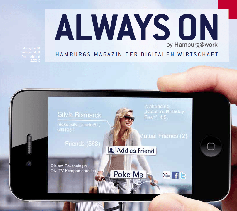 Im Interview mit Always On zur Augmented Reality