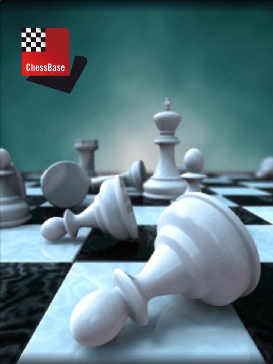 GUI-Design für neue iPad-App von Chessbase