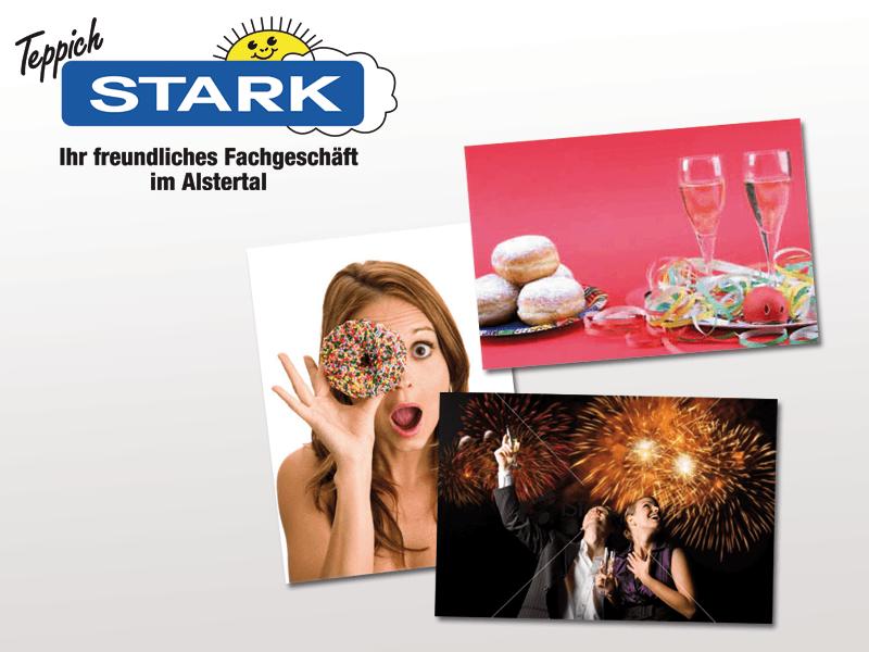 Pressearbeit für die Teppich Stark GmbH Co. KG