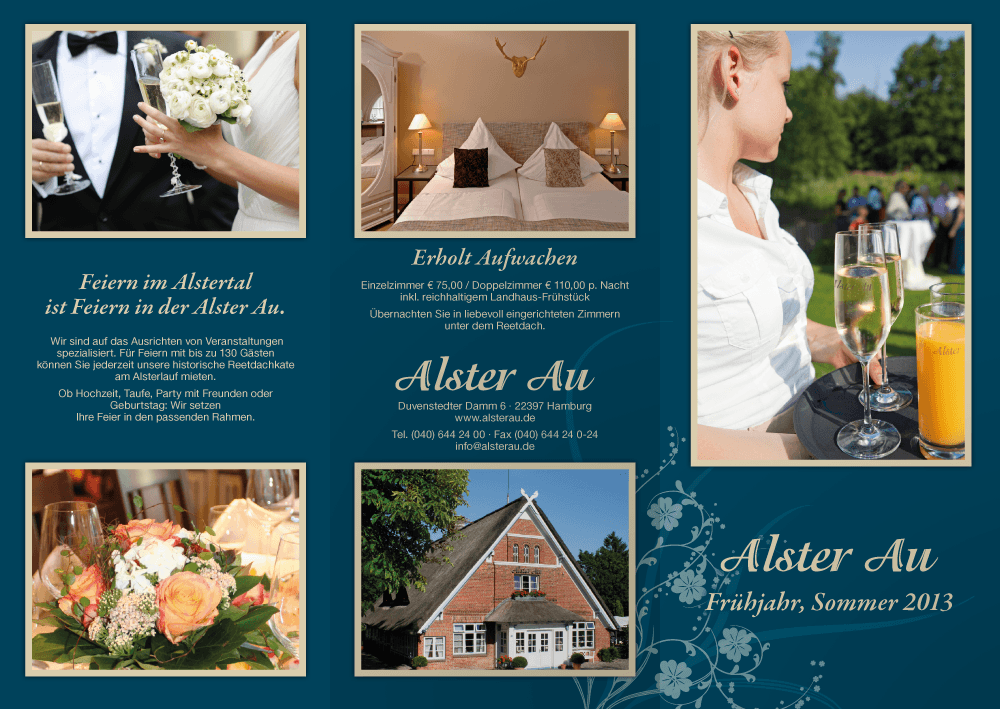 Direct-Mail Hotel & Restaurant Alster Au
