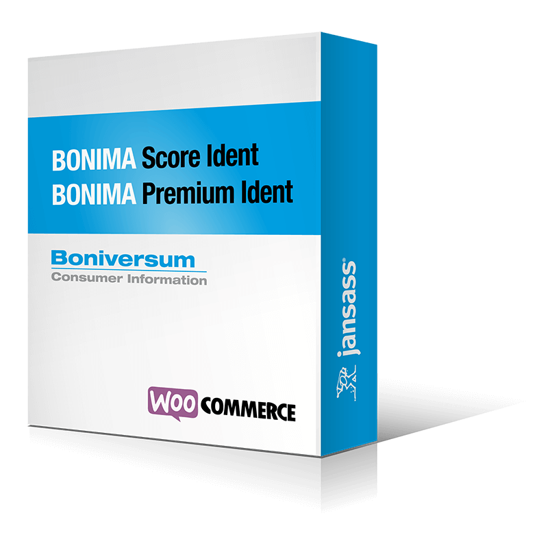 Bonitätsinformationen via Woocommerce Plug-In