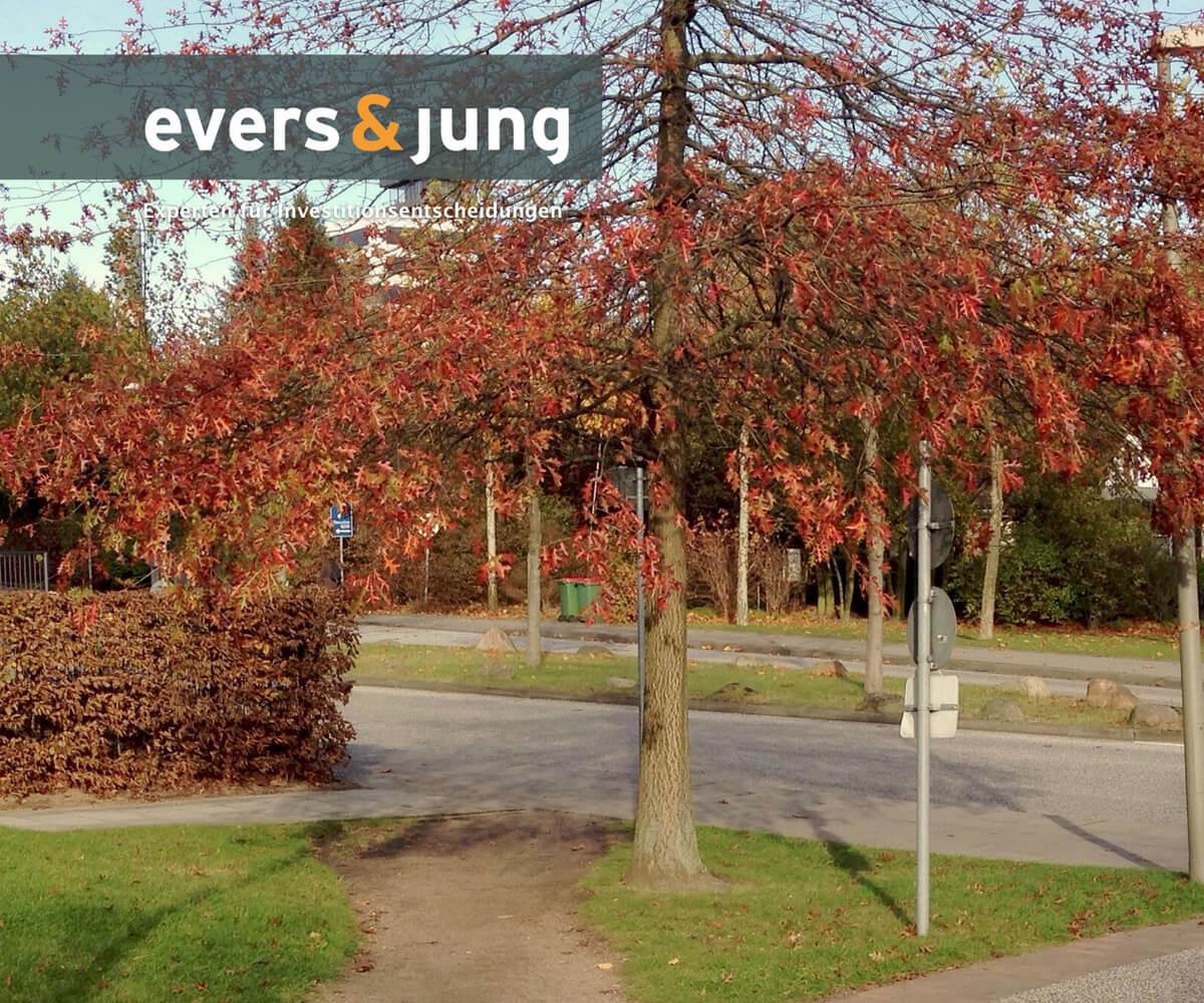 WordPress Entwicklung und Design für Evers & Jung