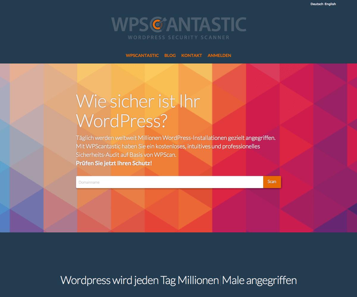 WordPress, WooCommerce Entwicklung und Design für WPScantastic