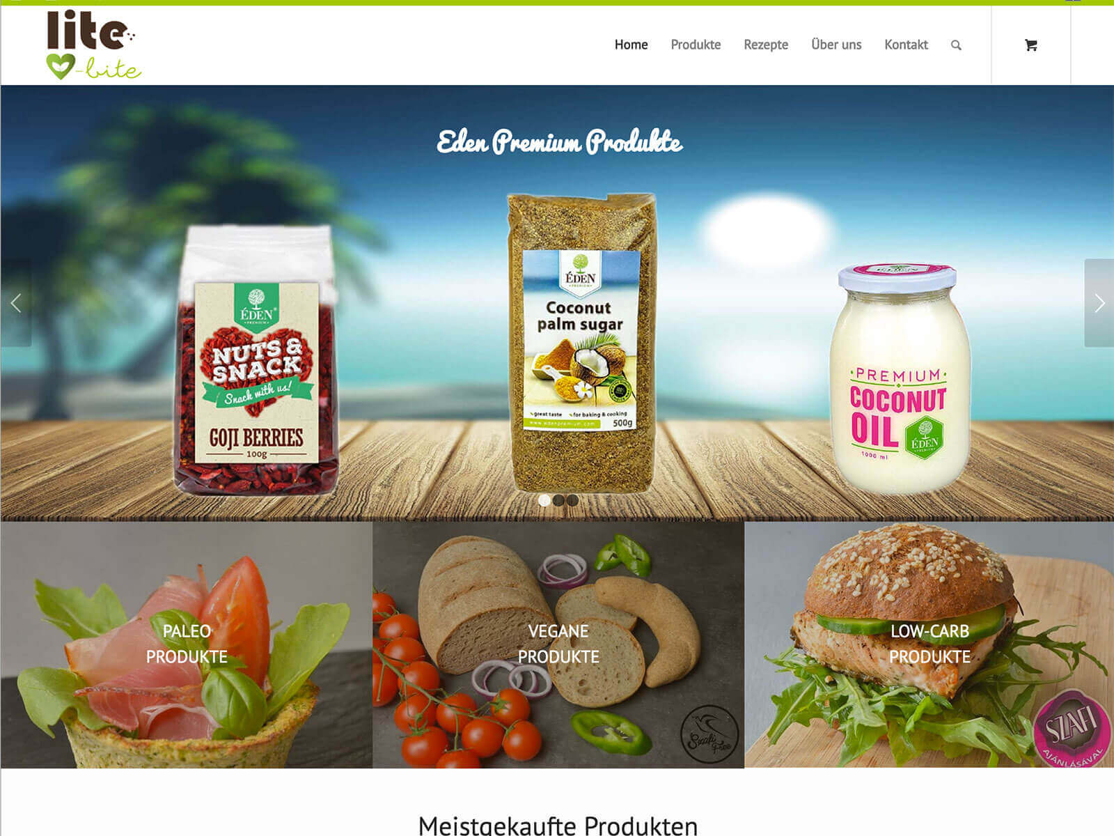 Adwords-Digital Marketing für Lite-Bite