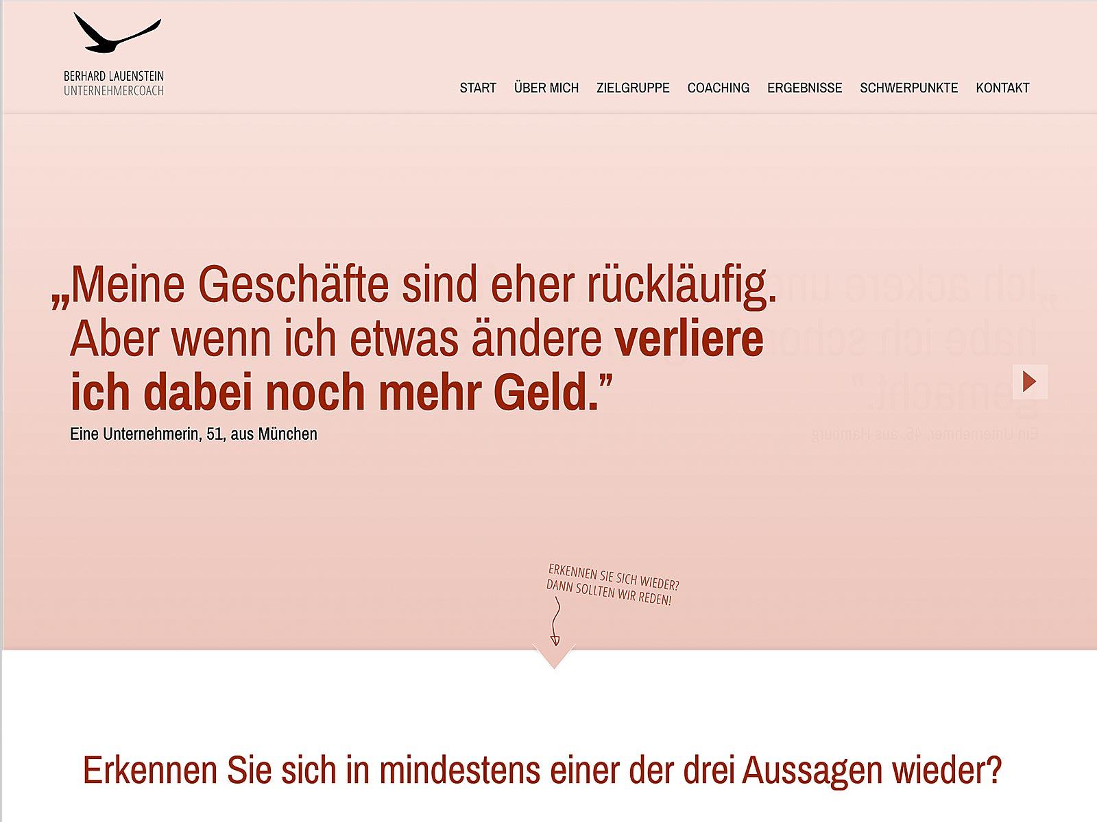 Digital Marketing und Typo3-Entwicklung Lauenstein Consulting