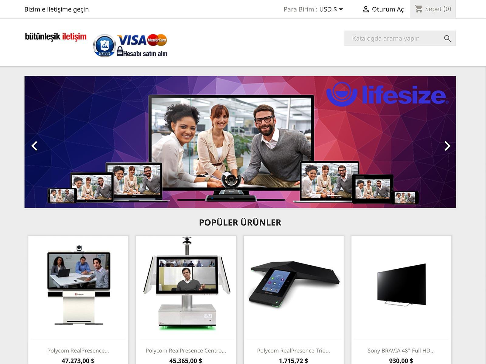 Prestashop-Optimierung und Google Adwords/Shopping für Butunlesikiletisim